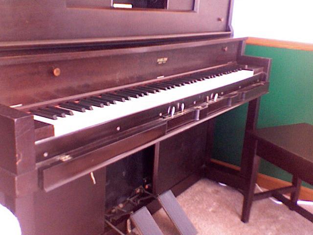 Sherlock manning piano
