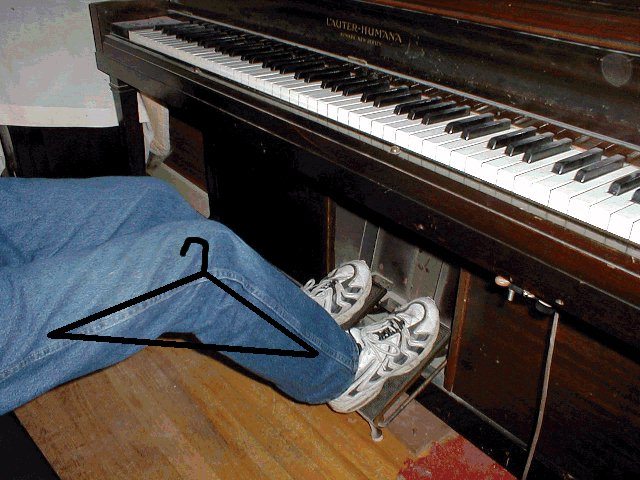 Pumping the Player Piano